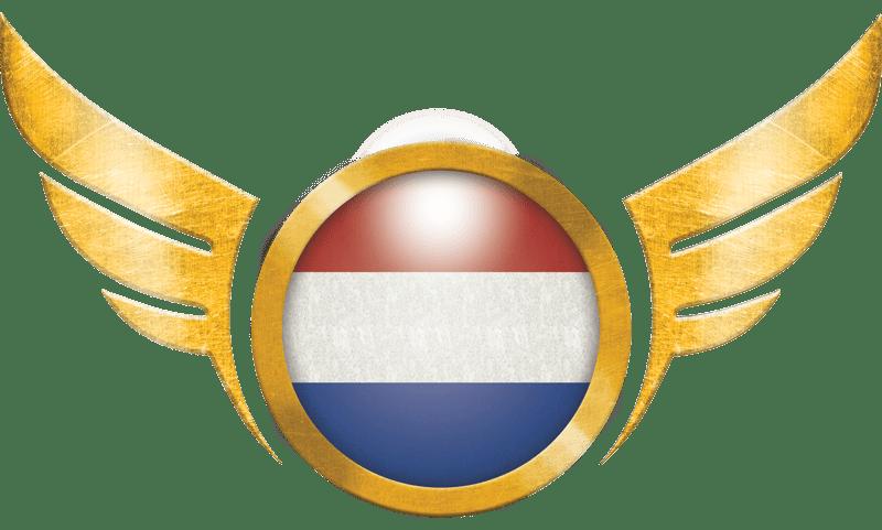 Icon Bandeira Holanda CWM