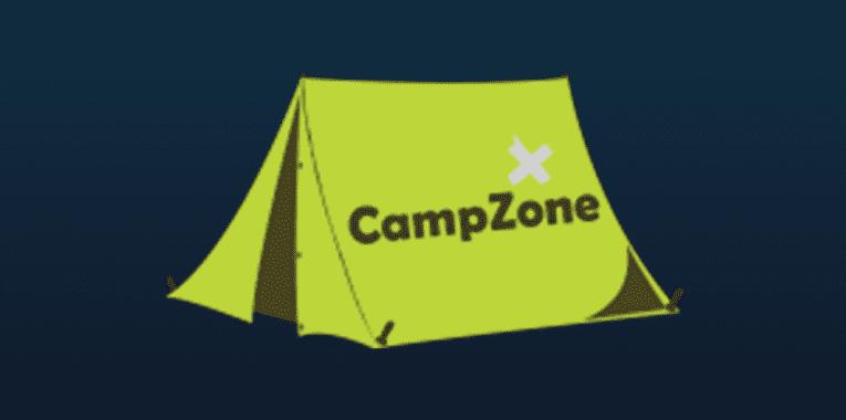 Logo CampZone